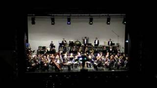 Johan de Meij - The Wind in the Willows - 2. Satz   Ratty and Mole