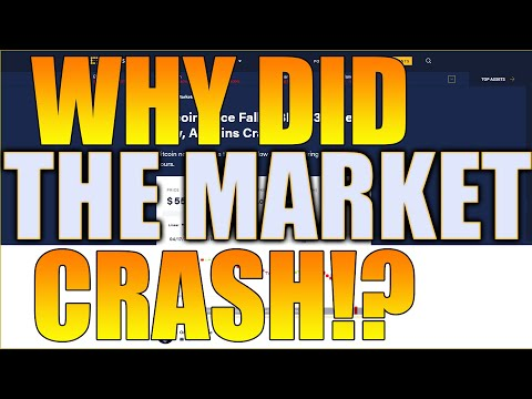 MASSIVE Crypto Market CRASH! CRASH EXPLAINED! THETA, Vechain, Bitcoin, Ethereum, & More! Crypto SALE