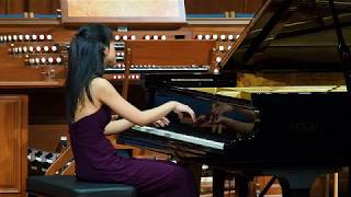 Kate Liu plays Chopin: Prelude N. 15 Op. 28