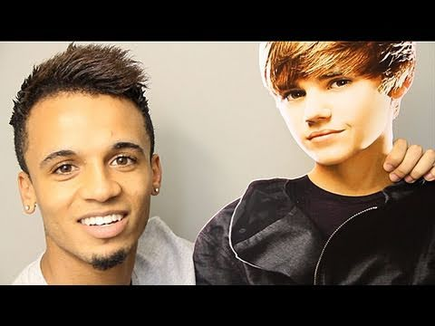 An Interview With JLS And Justin Bieber (sort of).
