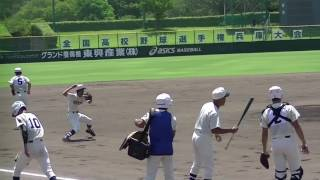 【高校野球】報徳学園シートノック『2017夏・兵庫大会4回戦』 thumbnail