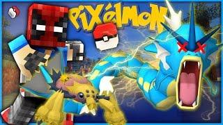 "Deadpool Pixelmon #9 - ""THE FINAL GYM BATTLE"" (Minecraft Pokemon)"