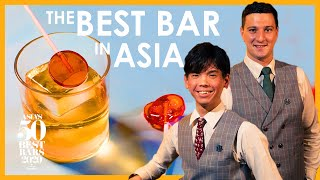 Inside The Best Bar in Asia 2020: Jigger & Pony