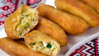 Пирожки с рисом - узнайте рецепт самого вкусного и самого простого теста! | Appetitno.TV