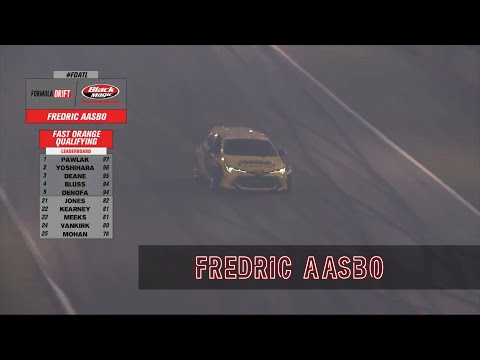 Formula Drift Atlanta 2018: Fredric Aasbo Highlights