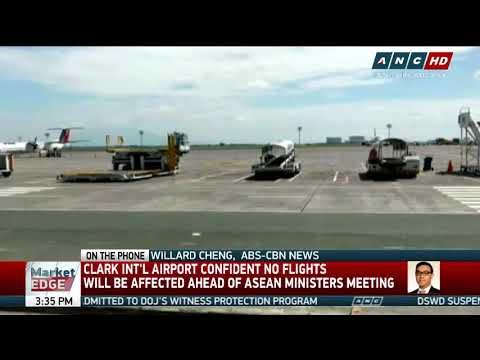 Clark Int'l Airport plans ahead of ASEAN Summit