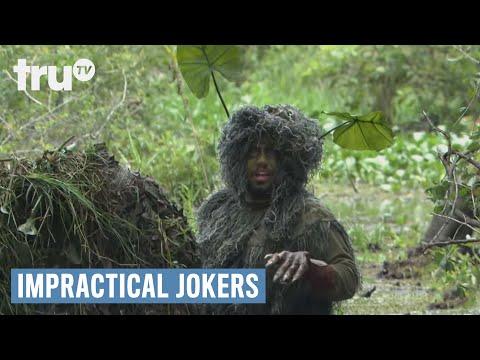 Impractical Jokers - Bog Monster of Louisiana (Punishment) | truTV