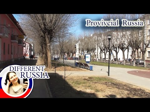 PROVINCIAL RUSSIA: Life in a Small Russian Town // Do we Pay for School Education?