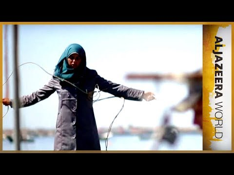 A Fish Out of Water: Gaza's First Fisherwoman - Al Jazeera World