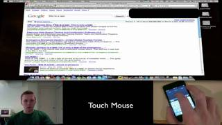 Use Your iPhone or iPod Touch as a Wireless Mouse