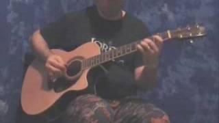 Andy Garrett - Tony Rice style