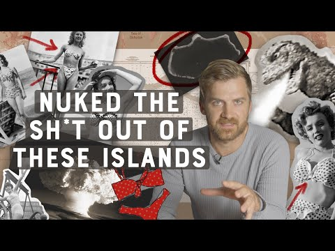 How Nukes Gave Us Godzilla, the Bikini, and so Much More