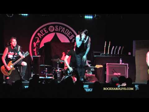 Capture the Crown ~ Complete set ~ 11/19/12 on ROCK HARD LIVE