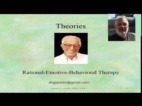 Rational-Emotive-Behavioral Therapy