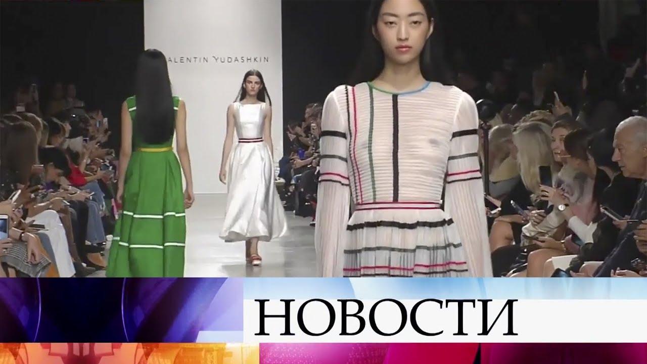 Супрематическая коллекция Валентина Юдашкина произвела фурор на Неделе моды  в Париже. 74f16fbe8cd