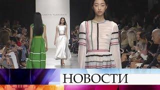Супрематическая коллекция Валентина Юдашкина произвела фурор наНеделе моды вПариже.