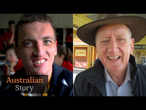 Tim Fischer's 'proudly autistic' son finding independence in adulthood | Australian Story