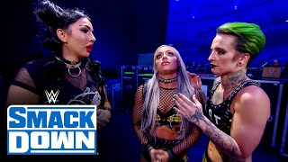 Billie Kay books Liv Morgan & Ruby Riott's tickets to Royal Rumble: SmackDown, Jan. 22, 2021