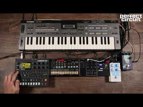 Phase Distortion & Frequency Modulation Synth Jam