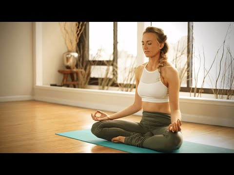 Yoga For Perimenopause: Hormone Balancing Yoga to Relieve Hot Flashes