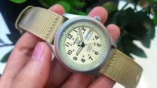 Review Đồng hồ Seiko SNZG07K1 Chính hãng -SHOPWATCH