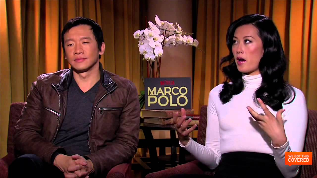 Download Marco Polo Interview With Benedict Wong, Lorenzo Richelmy and More [HD]