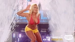 Brooke Hogan Joins IMPACT WRESTLING