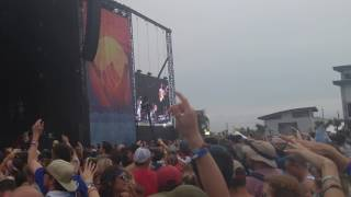 Young The Giant - Something To Believe In(Live @ Hangout Fest 2017)