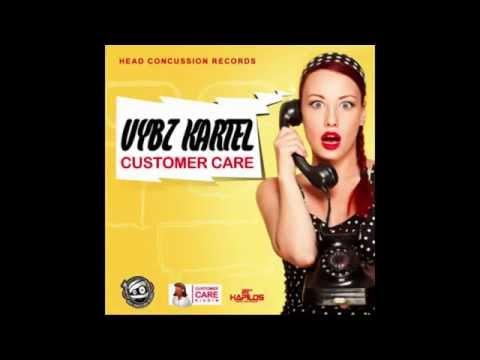 Vybz Kartel - Customer Care  | Customer Care Riddim | Prod by Rvssian
