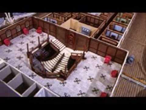Maqueta titanic parte 2 doovi - Construccion del titanic ...