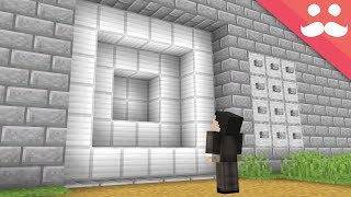 my 10 favourite piston doors in minecraft