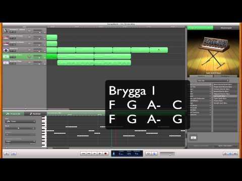 Komposition del 3 Arrangemang&Form