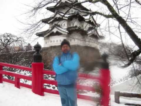 Japan : Hirosaki Castle, Aomori Prefecture