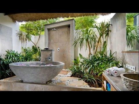 Interior Design   45 Jungle Bathroom Ideas