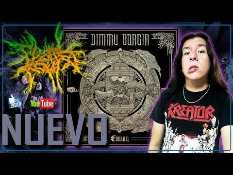 Dimmu Borgir - Eonian / Metal Release
