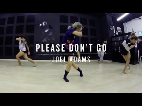 Please Don't Go (Joel Adams) | Step Choreography