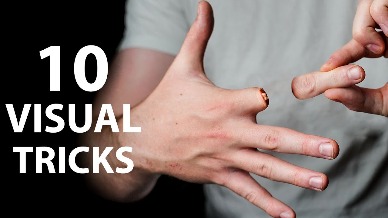 Download 10 Magic Tricks With Hands Only   Revealed