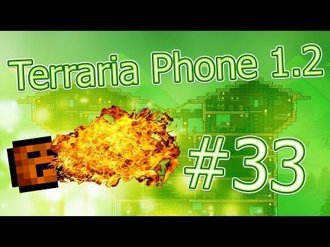видео: lp. hm. terraria phone #33 (Арена для Тыквенной Луны :3)