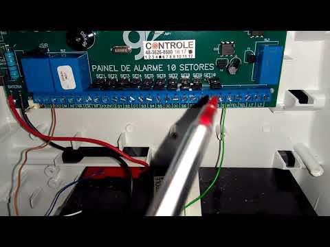 Ligar discadora GSM em central Genno