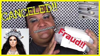 ESPOSING JACLYN HILL X MORPHE FACE MASTER COLLECTION | JOVANY ROMO