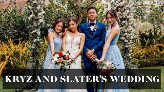 #YoungandKryzzzie Wedding | Slater and Kryz Uy Young