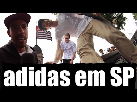 adidas Away Days Team Tour em São Paulo - Eventos