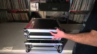 Marathon Ma-12mixlt Mixer Case With Built-in Laptop Stand!