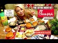 ENTIRE Menu of Chick-Fil-A MUKBANG | 30,000 Subscriber Special EATING SHOW | Learn more about Raina