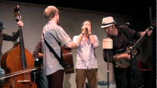 "Rootstone Jug Band ""Peaches in the Springtime"" Live at Guerilla Playhouse (Studio Roanoke)"