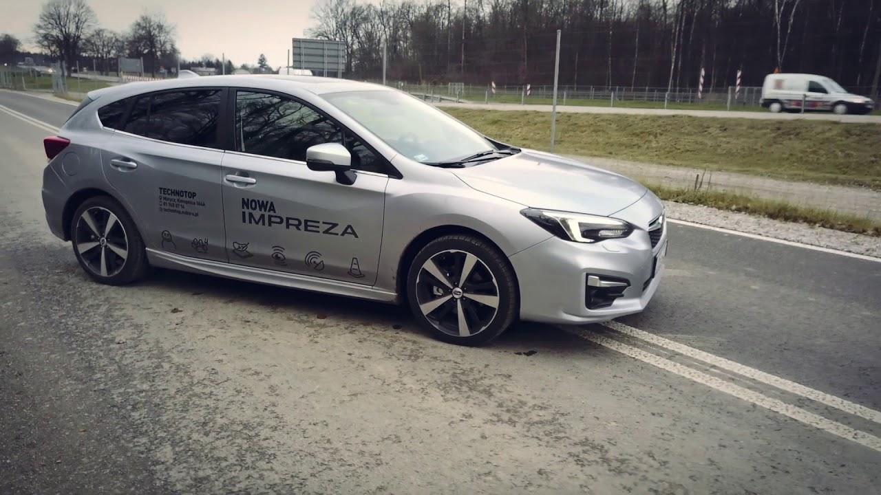 Nowe Subaru Impreza w lubelskim salonie