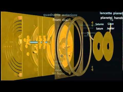 """Αποτέλεσμα εικόνας για Virtual Antikythera Mechanism"""""""