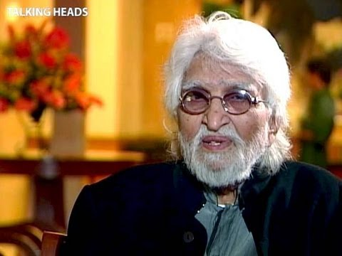 Talking Heads: M F Husain (Aired: 2000)