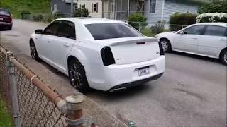 my dailey driver 2016 chrysler 300s