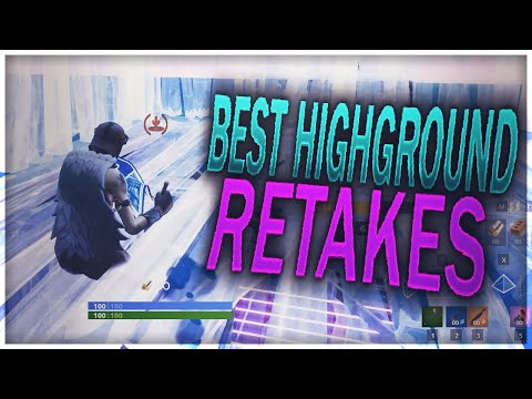 if you don't know these highground retakes you might aswell quit
